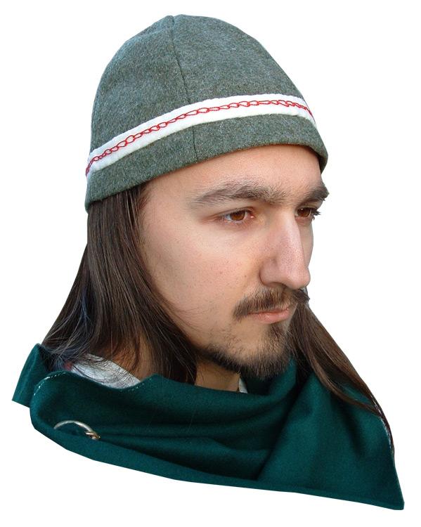 Cappello vichingo a spicchi
